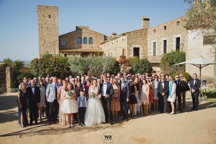 Castell Emporda wedding 084