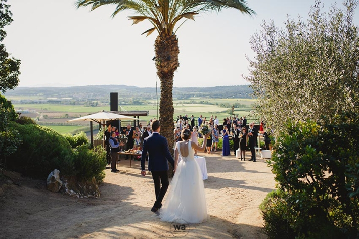 Castell Emporda wedding 101