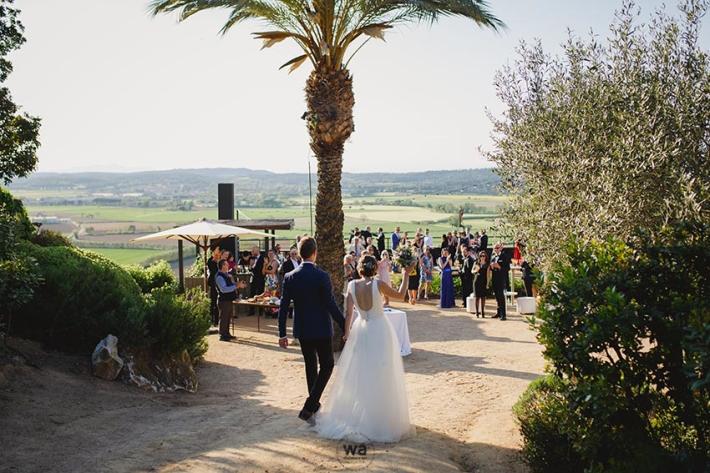 Castell Emporda wedding 101