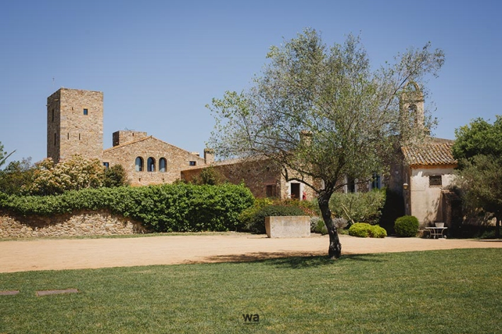 Castell Emporda wedding 002