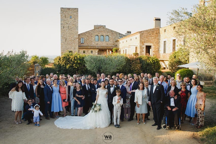 Castell Emporda wedding 111
