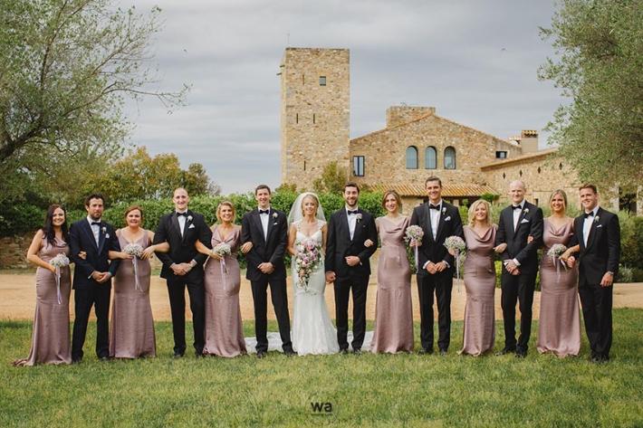 Castell Emporda wedding 112