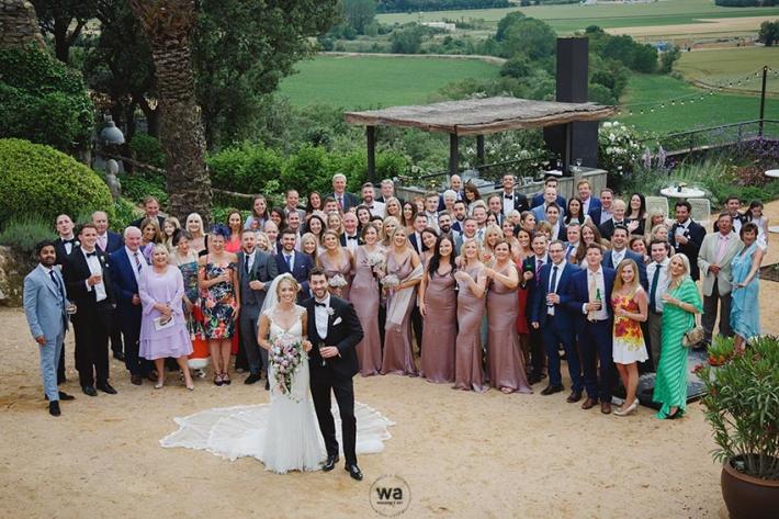 Castell Emporda wedding 148